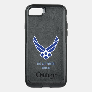 U.S. Air Force Veteran iphone $ Samsung Otterbox