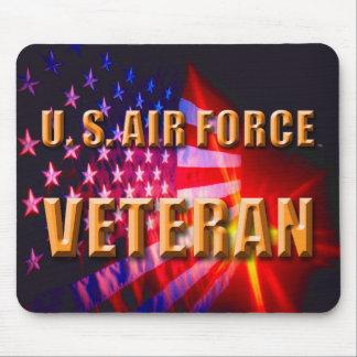 U.S. air Force Veteran Mousepad