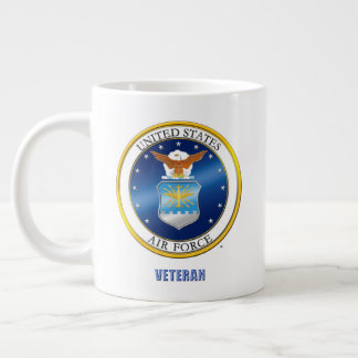 U.S. Air Force Veteran Specialty Mug