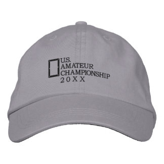 U.S. Amateur Championship Embroidered Baseball Hat