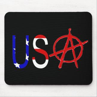 U.S. Anarquía Alfombrillas De Ratón