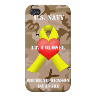 U.S. Armed Forces Case For iPhone 4