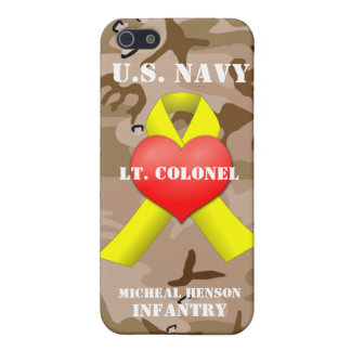 U.S. Armed Forces Cover For iPhone SE/5/5s