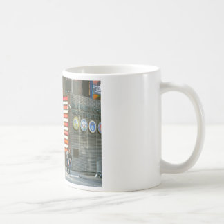 U.S. Armed Forces Recruitment Center, NY Coffee Mug