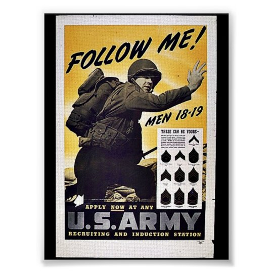 U.S. Army Poster