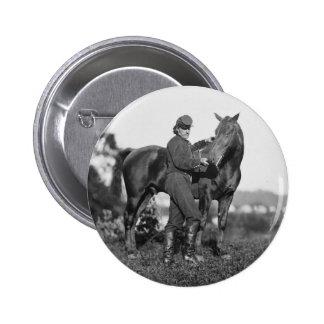 U.S. Artillería del caballo, 1863 Pin