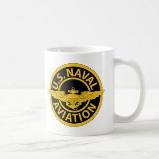 U.S. Aviación naval - 2 Taza Clásica