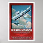 U.S. Aviación naval (US02304) Poster