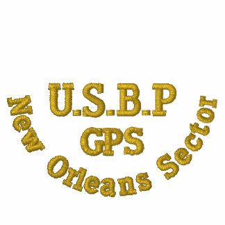 U.S.B.P, New Orleans Sector, GPS Polo Shirt