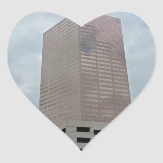 U.S. Bancorp Tower Portland Heart Sticker