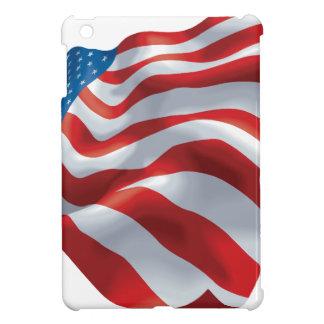 U S Bandera iPad Mini Carcasa