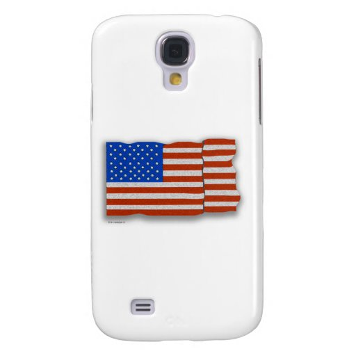 U.S. Bandera Funda Para Galaxy S4
