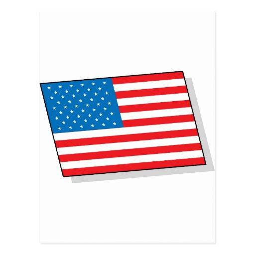U.S. Bandera Postal