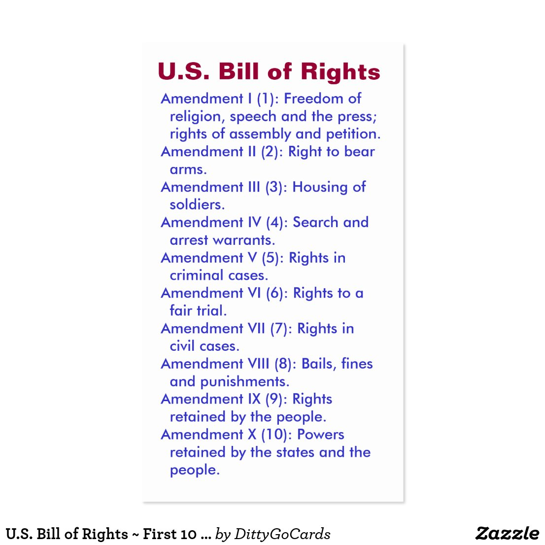 essay questions about the bill of rights