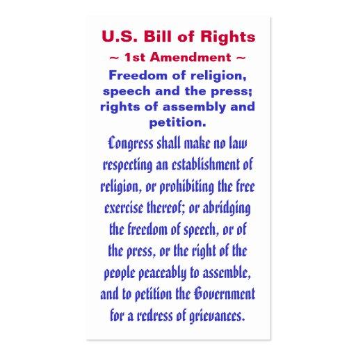 bill of rights section 9 explanation 28 images bill of  : usbillofrightsfirst1stamendmentbusinesscard r1ff7ffa37561439cbf74742a9ab1a13bi579g8byvr512 from 165.227.196.75 size 512 x 512 jpeg 52kB