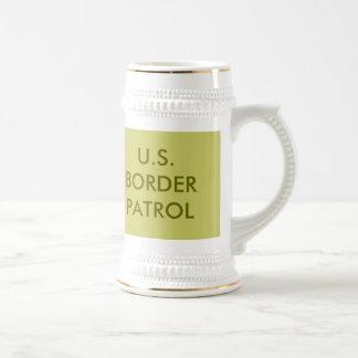 U.S.BORDER PATROL MUGS
