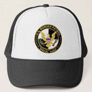 U.S. Border Patrol Special Agent (v100-6) Trucker Hat