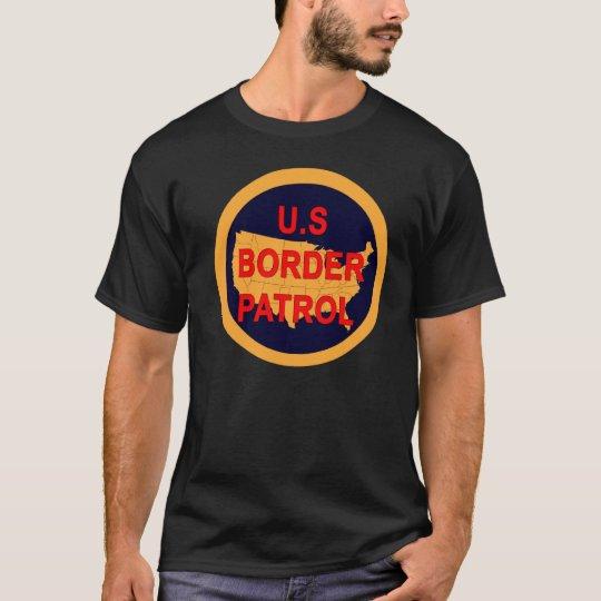 U.S border patrol sticker T-Shirt