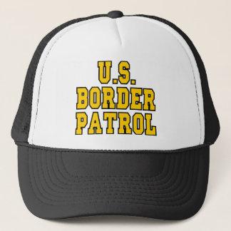 U.S. BORDER PATROL (v174) Trucker Hat