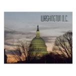 U.S. C.C. de Washington de la bóveda del edificio  Postales