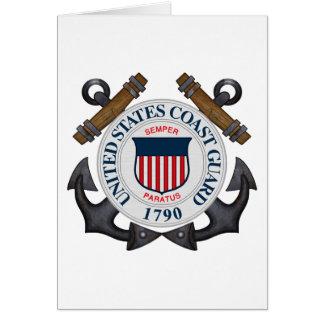 U.S.C.G. GREETING CARD