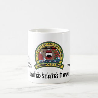 U S C G Humboldt Bay California Mug