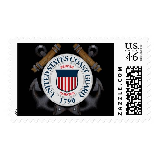 U.S.C.G. POSTAGE STAMPS