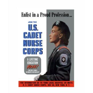 U.S. Cadet Nurse Corps shirt