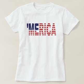 U.S. Camisa de MERICA de la bandera '
