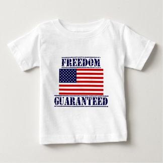 U.S. Camisa GARANTIZADA LIBERTAD de la bandera