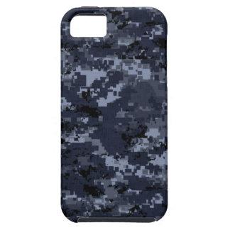 U.S. Camuflaje azul militar iPhone 5 Carcasa