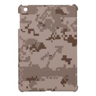 U S Camuflaje del desierto de Marpat del Cuerpo d iPad Mini Carcasas