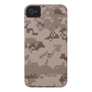 U.S. Camuflaje del desierto de Marpat del Cuerpo iPhone 4 Case-Mate Protectores