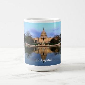 U.S. Capital Coffee Mug