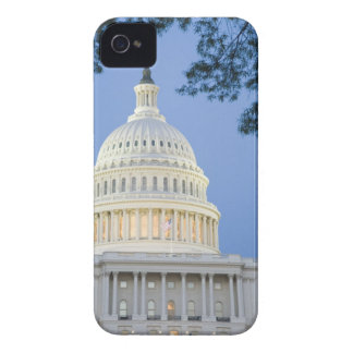 U S Capitol at dusk Washington D C District Blackberry Case