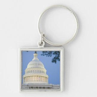 U.S. Capitol at dusk, Washington D.C. (District Keychain