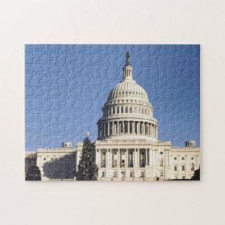 U.S. Capitol Building Jigsaw Puzzle
