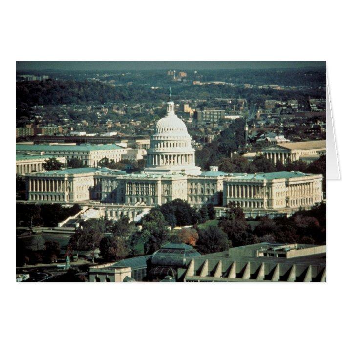 U.S. Capitol Card