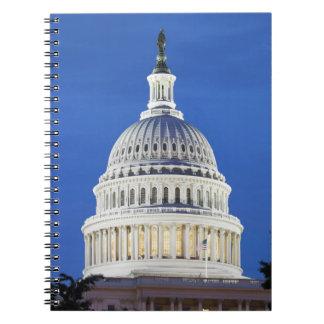 U.S. Capitol dome Notebook