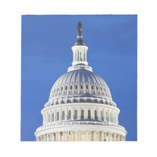 U.S. Capitol dome Notepad