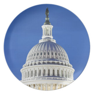 U.S. Capitol dome Party Plate