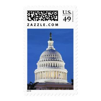 U.S. Capitol dome Stamp