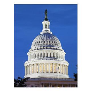 U.S. Capitol dome Postcard