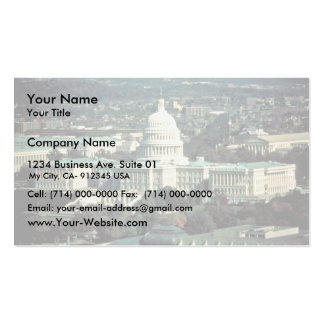 U.S. Capitol Double-Sided Standard Business Cards (Pack Of 100)
