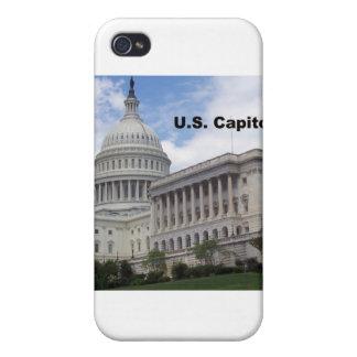 U S Capitol iPhone 4 Case
