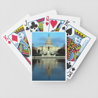 U. S. Capitol Playing Cards