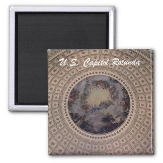 U.S. Capitol Rotunda Fridge Magnets