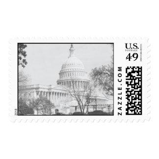 U.S. Capitol Stamp