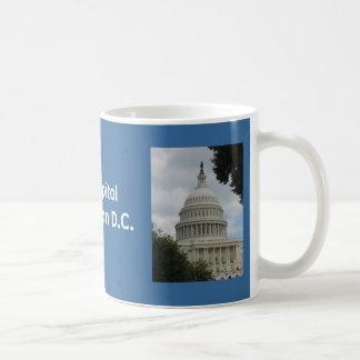 U.S. Capitol, Washington D.C. Coffee Mug
