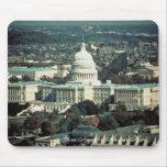 U.S. Capitolio Alfombrilla De Ratones